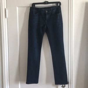 DL1961 Grace High Rise Straight Leg jeans